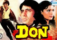 Don HD – Amitabh Bachchan – Zeenat Aman – Superhit Old ..
