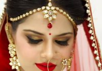 Download Indian Bridal Makeup Wallpapers Gallery – indian bridal eye makeup images