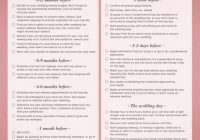 Download The Ultimate Wedding Beauty Planning Checklist ..