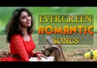 Evergreen Romantic Songs Of Bollywood | Jukebox Collection ..