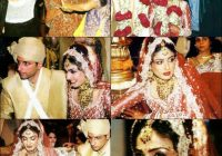 Famous Bollywood Actresses and their Stunning Wedding Day Look – bollywood actress wedding video