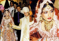 FAMOUS BOLLYWOOD ACTRESSES AND THEIR WEDDING DAY LOOK ..