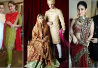 Famous Bollywood Divas and their Wedding Day Look – famous bollywood wedding songs