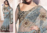 Fashion India: lehenga style sarees – bollywood lehenga saree