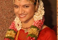 Fashion world: South indian bridal hair style – Part 5 – indian bridal pics