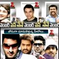 Focus on No.1 Heroes in Tollywood,Kollywood,Bollywood ..