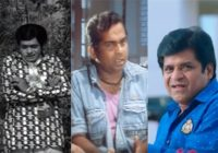 From Raja Babu to Ali and Brahmanandam: The greatest of ..