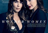 Gal Gadot Suits Up for The Hollywood Reporter – tollywood reporter
