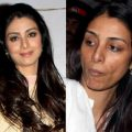 Gallery For > Bollywood Celebrities Before And After Makeup – makeup used by bollywood actresses