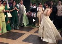 Girl Wedding Dance On Bollywood Song Laila Main Laila Goes ..