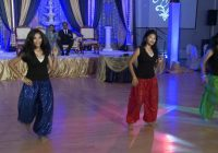 Girls' Bollywood Dance at Indian Wedding Reception ..