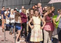 Girls queue to audition for Modesty role in J.K. Rowling's ..
