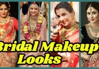 Gorgeous Bridal Makeup Looks Of Bollywood Actress – YouTube – bollywood bridal makeup videos