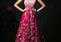 Gorgeous New Indian Reception Gown Styles For Indian Brides – latest bollywood wedding dresses