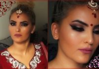 "GRWM for Eid ""Bollywood smokey eye make up"" لوك بوليودي .."