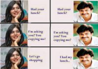 Had Ur Lunch ~ Telugu Jokes Telugu Cartons, Brahmi Jokes ..