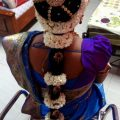 HAIR DO | bride kondai | Pinterest | Indian bridal, Indian ..