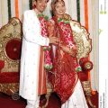 Happy Indian Marriage stock photo. Image of smart ..