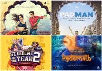 Here's a list of Bollywood movies to look forward in 2018 ..