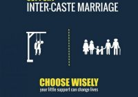 Here's Why Inter-Caste Marriages Are Difficult To Endure ..