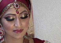 Hijabi Bride Make up for Small Eyes – YouTube – indian bridal eye makeup for small eyes