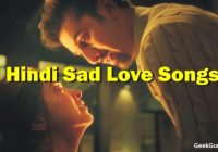 Hindi Sad Love Songs (100 Bollywood Sad songs that make ..