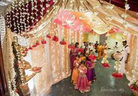 Hindu Telugu Wedding Ceremony at Bangunan Peladang ..