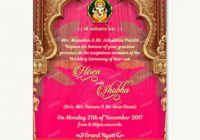 Hindu Video Wedding Invitaions | Digital Hindu Wedding ..