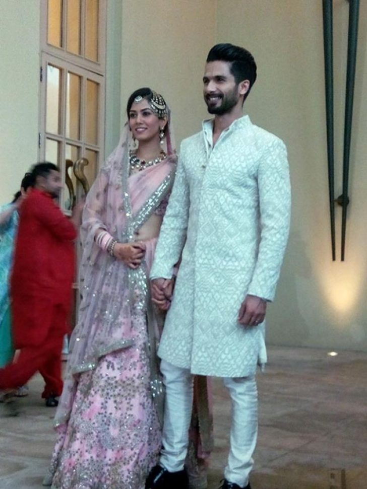 Permalink to Bollywood Couple Marriage Pics