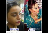 Hollywood and Bollywood Actors makeup done by Yaskhaleej ..