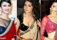 Hot Designer Low Neck Saree Blouse Designs | Bollywood ..