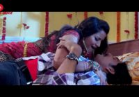 HOT Monalisa Hot Bhojpuri masala navel saree bedroom song ..