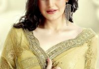 Hot Zarine Khan in Saree – Facebook Display Pictures ..