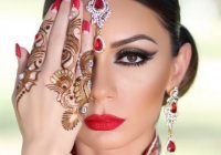 How To Create A Halloween Costume With Your Makeup – bollywood makeup ideas