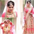 How To Do North Indian Bridal Hairstyle And Makeup ..