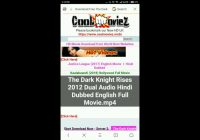 How to download Hollywood movie in Hindi Hollywood movie ..