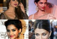 How to dress up in a Saree for Party – bollywood themed makeup