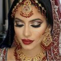 How will you be able to get the perfect bridal makeup ..