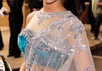 Hq Bollywood Actress Deepika Padukone in Transparent Saree ..