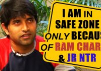 I Am In Safe Zone Only Because Of Ram Charan And Jr NTR ..