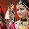 Iconic Indian Bollywood Bridal Dresses | Types of Indian ..