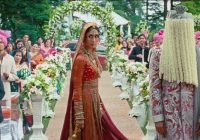 Iconic Indian Bridal Lehengas that Sparkled on the Silver ..