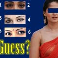 Identify Eyes of the 10 Popular South Indian Actresses ..