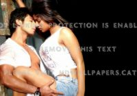 In Love Kiss Entertainment Bollywood #241683 – bollywood kiss wallpaper