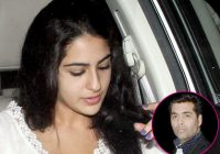 Inderjeet Singh Bollywood : Sara Ali Khan NOT interested ..