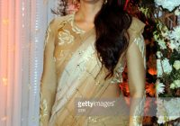 Indian Bollywood actress Tabu poses as she attends a ..