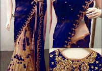 Indian Bollywood New Designer Saree Wedding Party wear ..