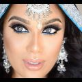 Indian/Bollywood/South Asian Bridal Makeup – Lets Learn Makeup – how to apply bollywood makeup