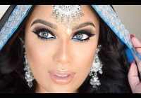 Indian/Bollywood/South Asian Bridal Makeup – Lets Learn Makeup – how to bollywood makeup