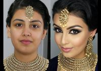 indian | Bollywood | South Asian Bridal Makeup – Start To ..
